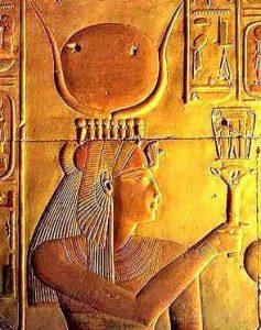 Hathor Egypte