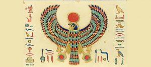 Horus valkengod