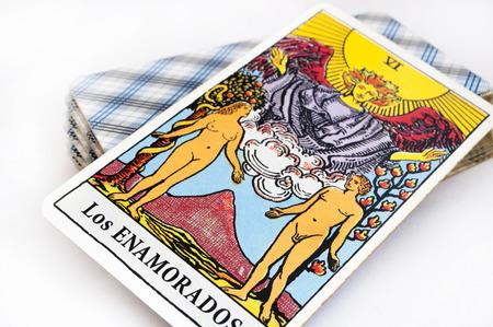 Tarotkaarten