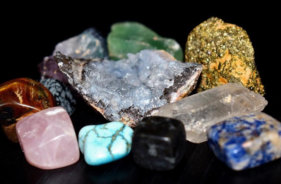 Helende kristallen