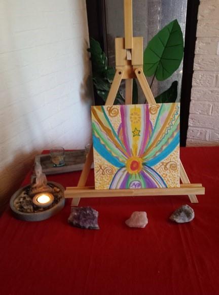 Verbinding van je innerlijke Venus en innerlijke Ram